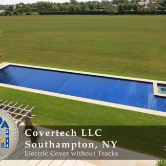 Award Winning Automatic Residential Pool Cover