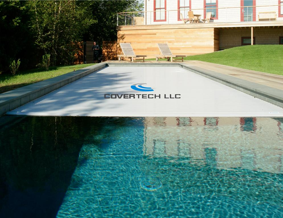Covertech Residential Automatic Pool Cover Couture Outdoor