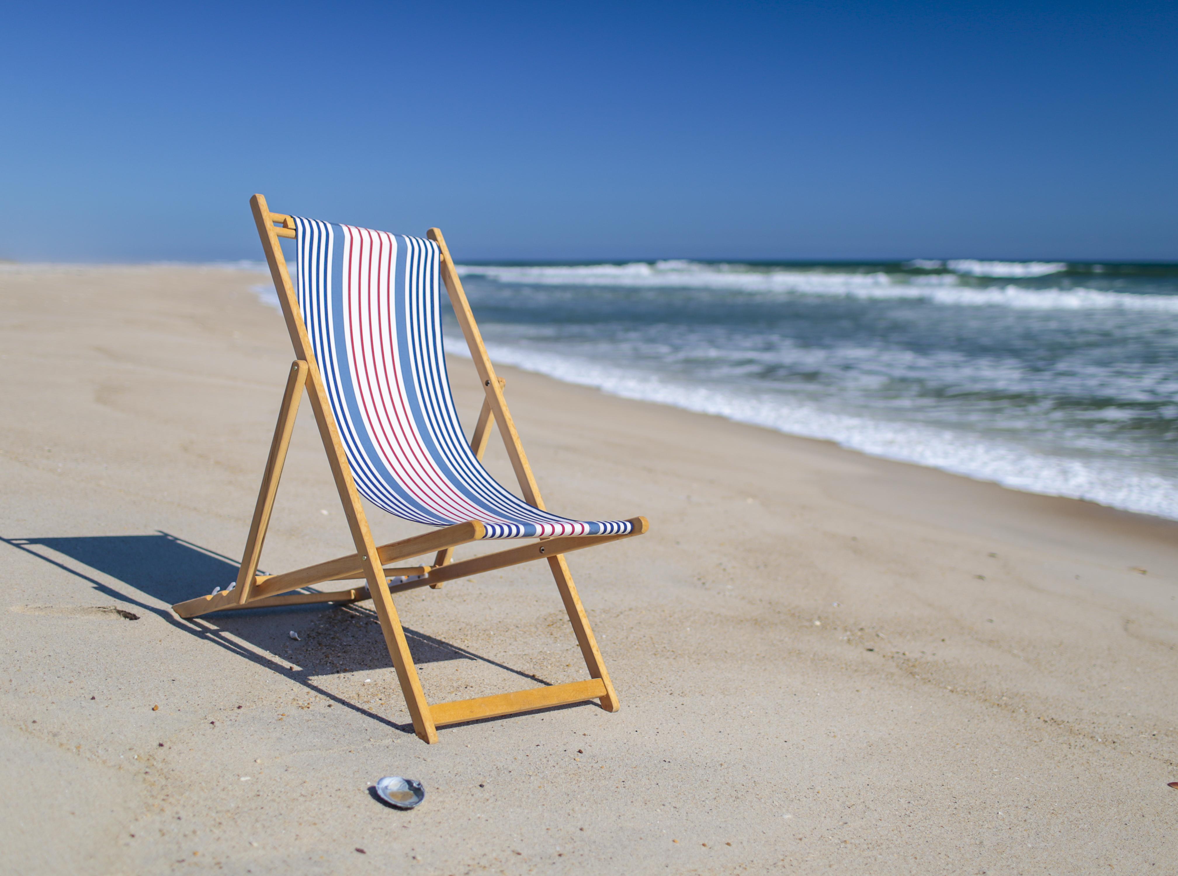 Rio Blue Beach Bum Beach Chair - Set of 2 - Beach Chairs