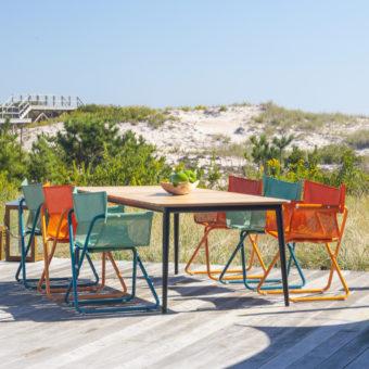 Beach Director Chair Modern Dining