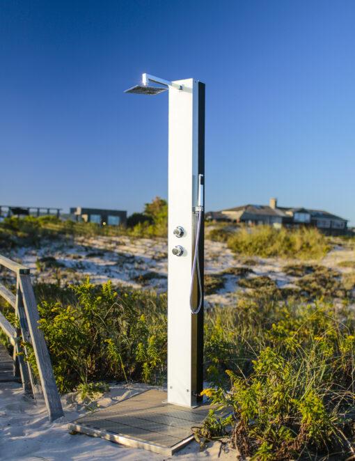 Outdoor Shower Solar Modern Stainless