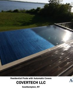 Automatic Negative Edge Pool Cover