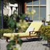 Axel Chaise Lounger Yellow A