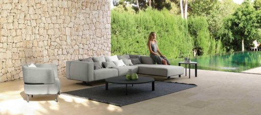 Zambrose luxury sectional sofa