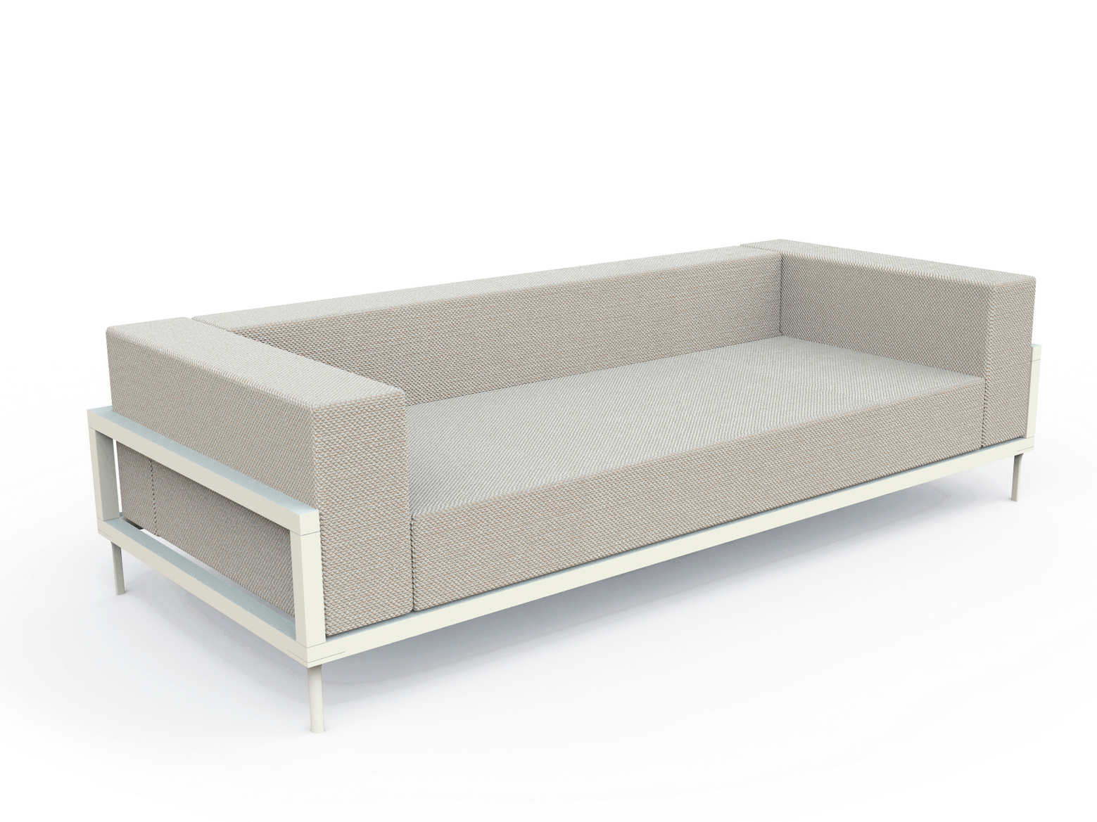 Apropos Sofa 2 Seater Option Daybed Aluminum Mod Couture
