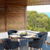 Aries contemporary dining collection