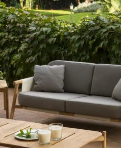 Contemporary 2 seater sofa