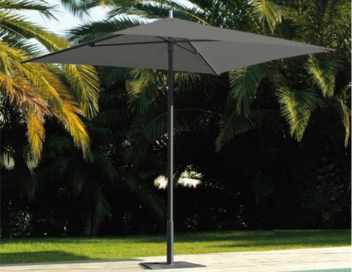 abir umbrella 6 ft market center pole freestanding patio square european white black pool contract hospitality 3