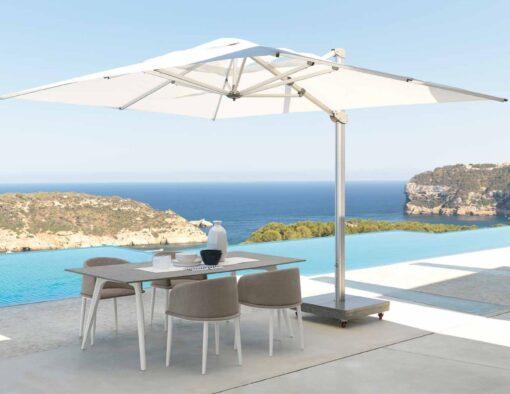 outdoor umbrella cantilever