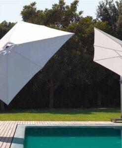 rotation cantilever umbrella