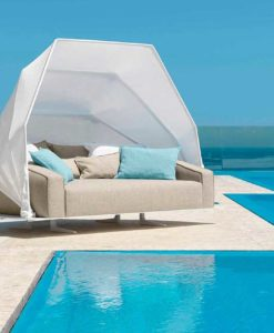Zambrose luxury outdoor daybed