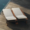 Badar chaise lounger