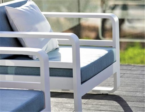 kama club chair modern european design
