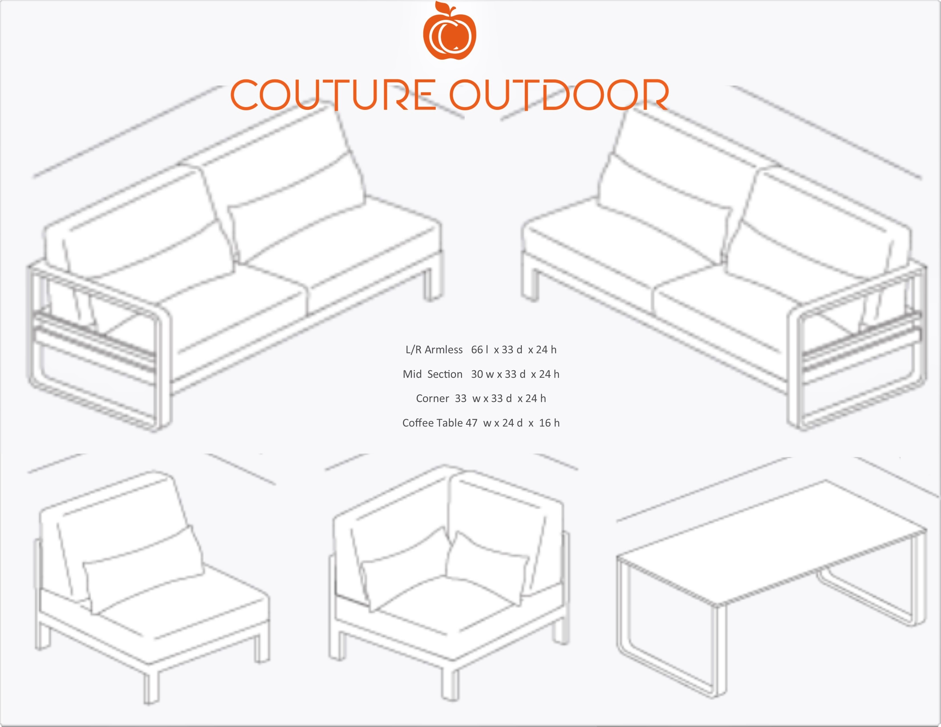 Pleasant Karma Modular Sectional Seating Sofa Metro Couture Outdoor Andrewgaddart Wooden Chair Designs For Living Room Andrewgaddartcom