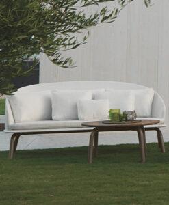Apropos 2 Seater teak Sofa