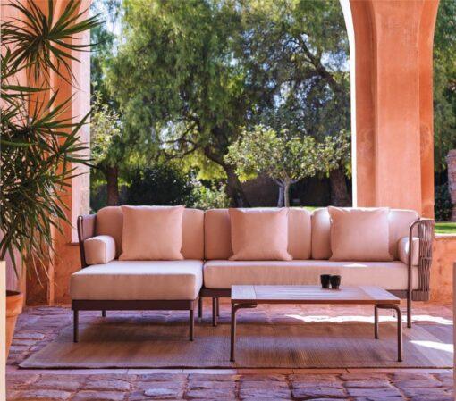 Rope Sectional/Modular Sofa