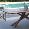 Bali Rectangular Teak Dining Table