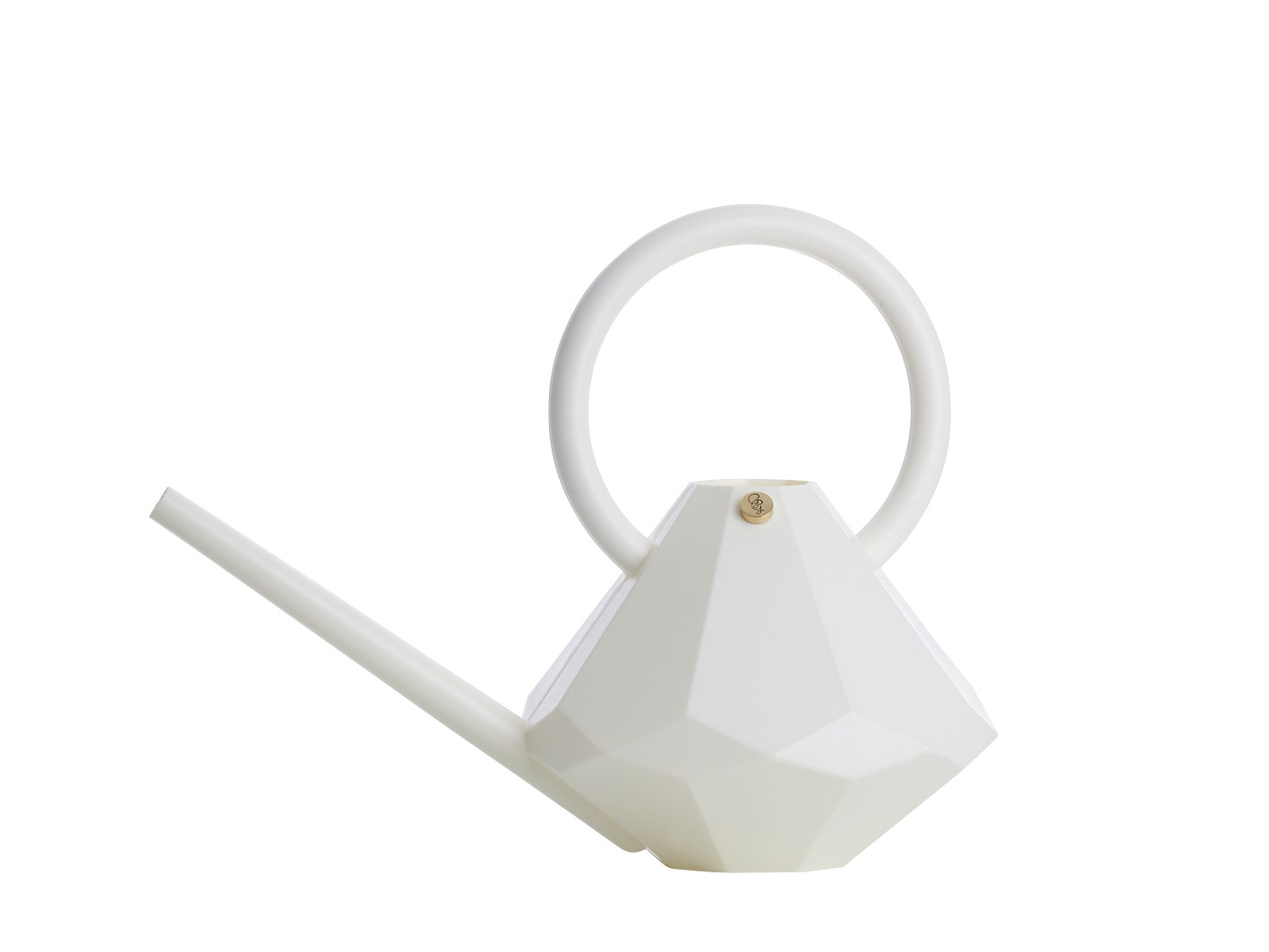 Color Garden Watering Can White Antler Hook 5207a Glamour Hose Mount Couture Outdoor