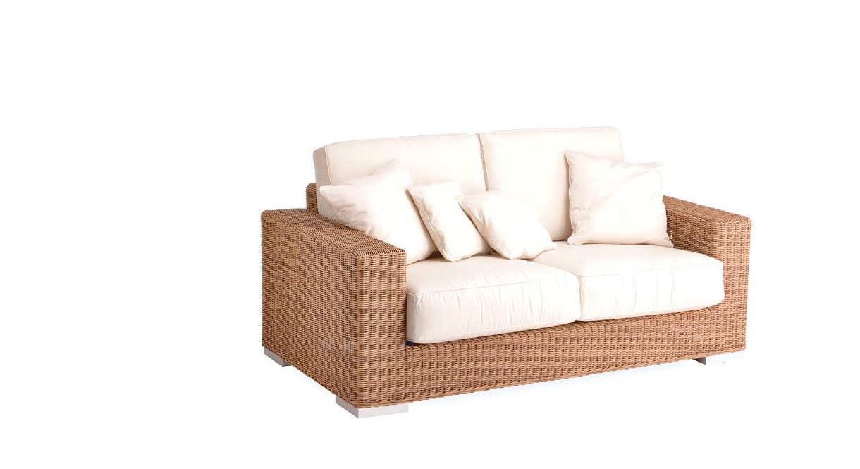 Terrific Zargos 2 3 Seater Sofa Couture Outdoor Bralicious Painted Fabric Chair Ideas Braliciousco