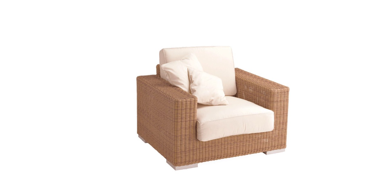 Zargos Sectional Sofa Couture Outdoor