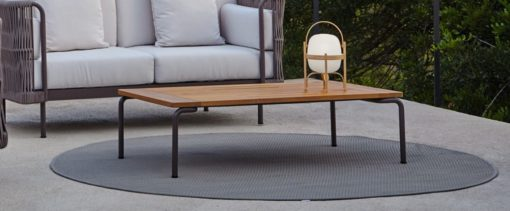 Rope Coffee Table