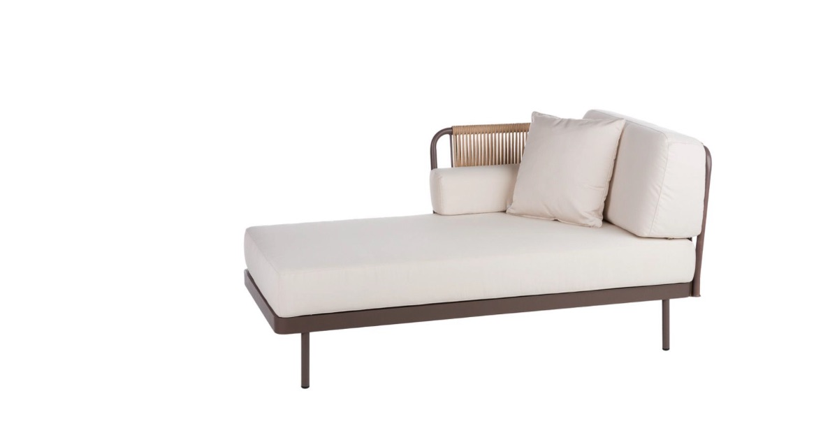 Rope Daybed Chaise Couture Outdoor