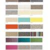Fabrics Options