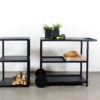 Grill Single Sideboard and Trolley