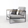 Modern Club Chair 8