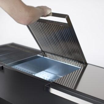 luxury modular outdoor grill