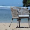 Aloha A Dining Chair Resin Restaurant Allweather