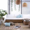 Aloha Be Sectional Sofa Modern Wicker Allwheater Highend Contract