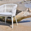 Aloha Dining Chair Contract Outdoor Furniture Restaurant Hi