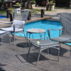 Aloha Lounge Chairs Pool Furniture Resin