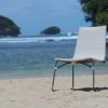 Aloha wicker dining chair