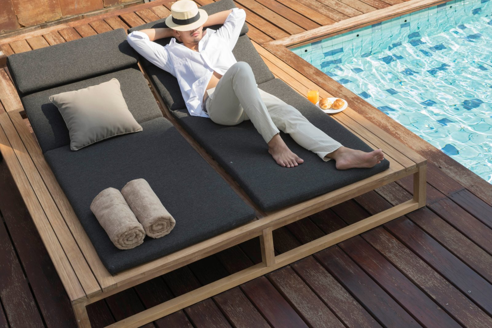Patio Daybed Cushion
