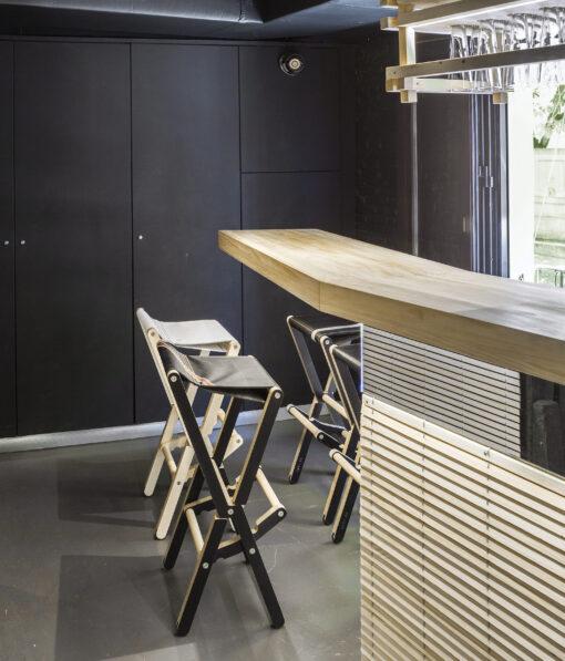 sail bar stool