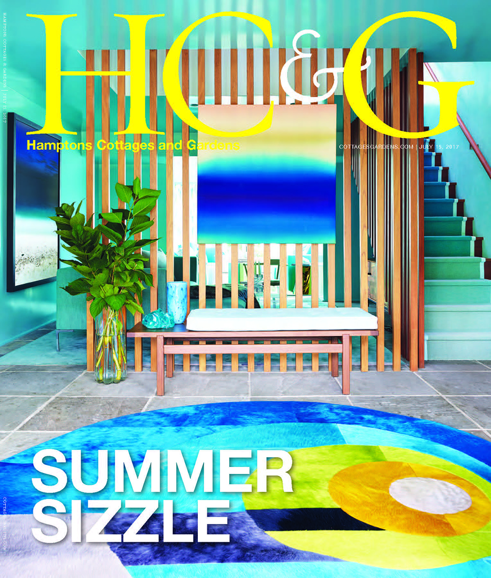 HCG Cover Hamptons NY 2017 Couture Outdoor