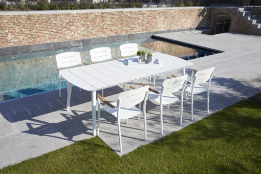 Agatha Dining Table & Chair Contract Outdoor Furniture 1