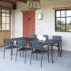 Agatha Dining Table & Chair Contract Outdoor Furniture