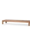 Asure Teak Chaise Lounger Details Traditional Terrace Pool Furniture Outdoor