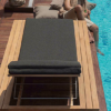 Belize Chaise Lounger Teak Luxury Contract Outdoor Furniture