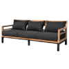 Bermuda 3 Seater Sofa Contract Patio Furniture Moder Teak PC