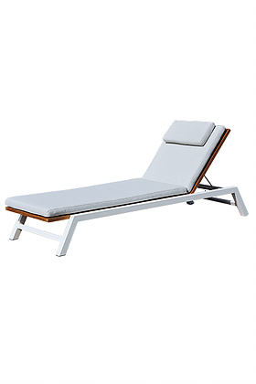 Bermuda Chaise Lounger Contract Pool Furniture