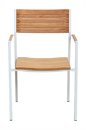 Bermuda Dining Chair Luxury Outdoor Hospitality Furniture