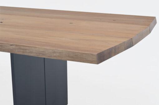 Edge Dining Table Restaurants Indoor Outdoor Modern Furniture