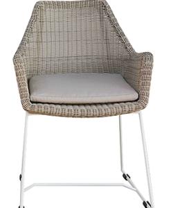 rattan wicker chair