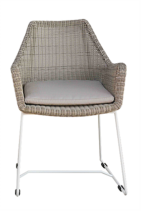 Breza Dining Chair Luxury outdoor Hospitality Restaurant Furniture