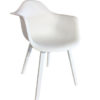 Darli Dining Chair Modern Hospitality and Contract Patio Furniture