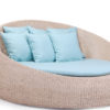 Elana Loveseat Daybed Contract Outdoor Furniture